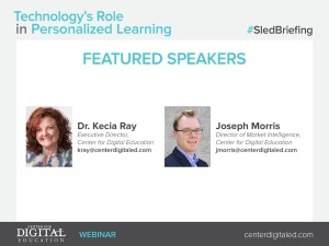 Center+for+Digital+Education+-+Personalized+Learning+Webinar+2015