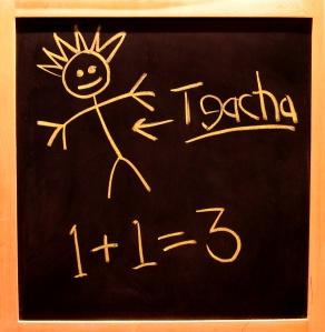 2 teacha